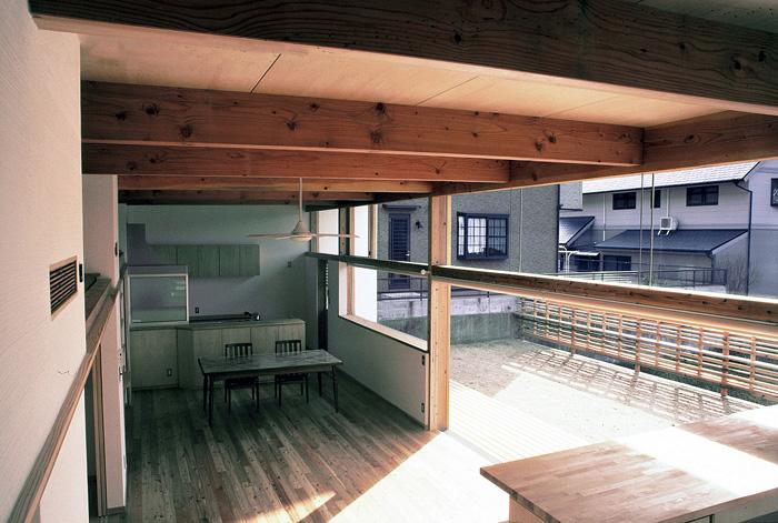 水平な家-Ⅰ